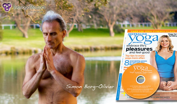 Australian Yoga Journal - Free CD in October 2011 edition