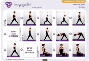 20-Minute Yoga (Day) – Class 5: Body Opening