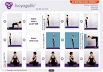 20-Minute Yoga (Evening) - Class 1: Calm & Centring