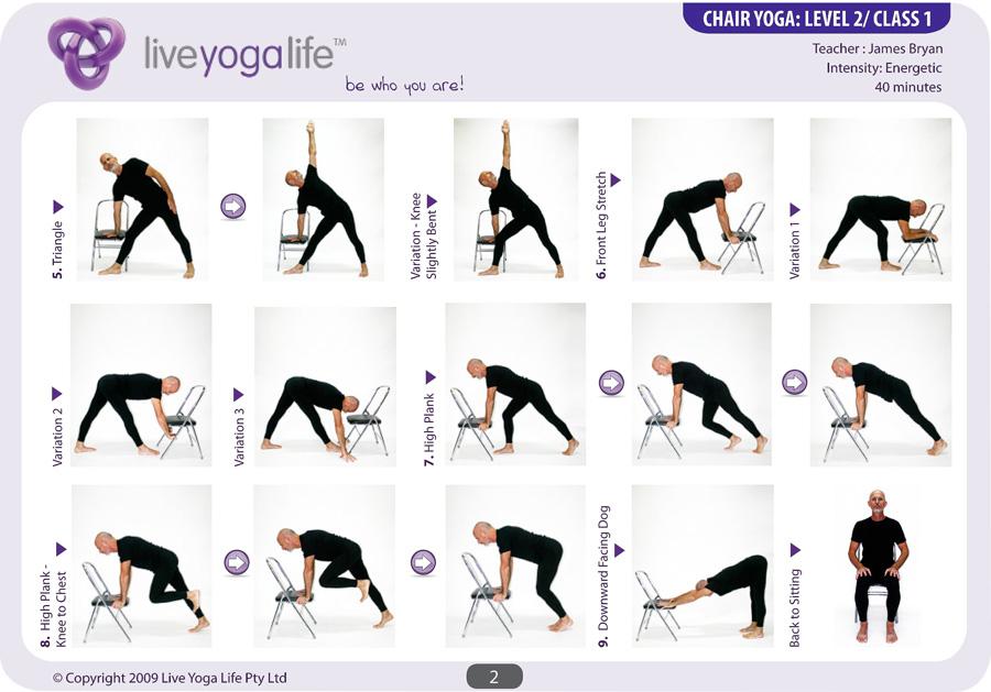 printable chair exercises for seniors