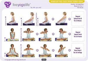 Kundalini Yoga Beginners Class 1