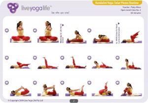 Kundalini Yoga Chakra Program Class 3
