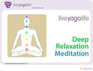 Guided Meditation Class 1 – Deep Relaxation