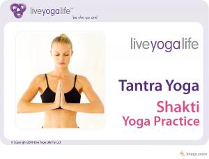 Tantra Yoga – Shakti Yoga Practice