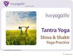 Tantra Yoga - Shiva & Shakti Yoga (Complete Set)