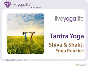 Tantra Yoga – Shiva & Shakti Yoga (Complete Set)