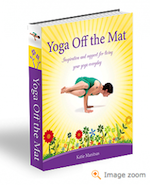 Yoga Off The Mat (eBook edition)