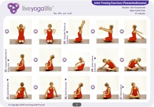 Joint-Freeing Exercise Yoga Class 1