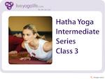 Hatha Yoga Intermediate Class 3