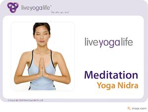 Yoga Nidra (Deep Relaxation) Class 1