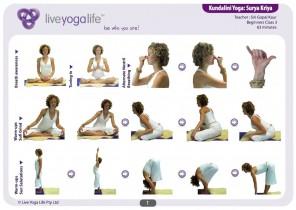 Kundalini Yoga Beginners Class 3