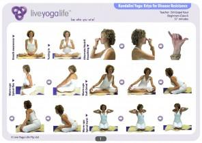 Kundalini Yoga Beginners Class 6