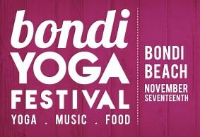 Bondi Yoga Festival - Bondi Beach Sydney